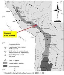 carolina gold belt map