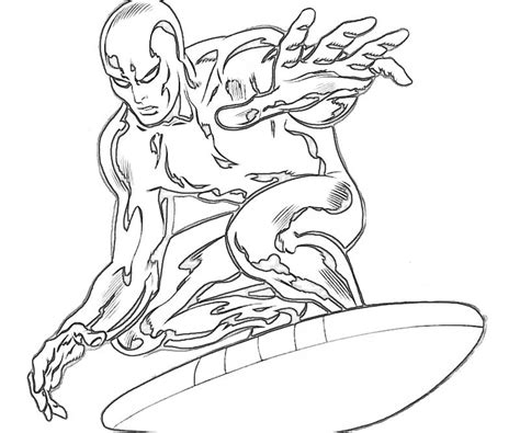 silver surfer silver surfer character temtodasas