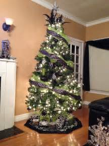 green black and silver christmas tree crafts pinterest