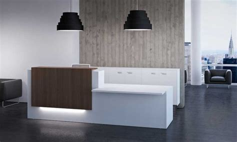 reception desks modern 1000 ideas about modern reception area on