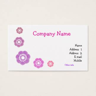 Free Crochet Business Card Templates by Crochet Business Cards Templates Zazzle