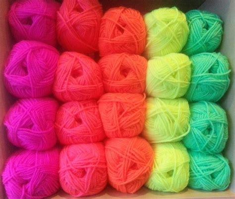 neon yarn for knitting neon knitting yarn colors