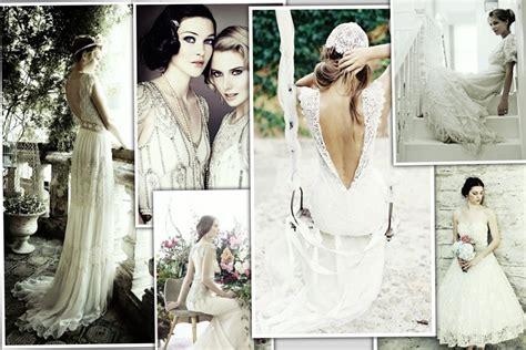 imagenes de estilo retro vestidos de novia estilo vintage vuelve el retro fotos