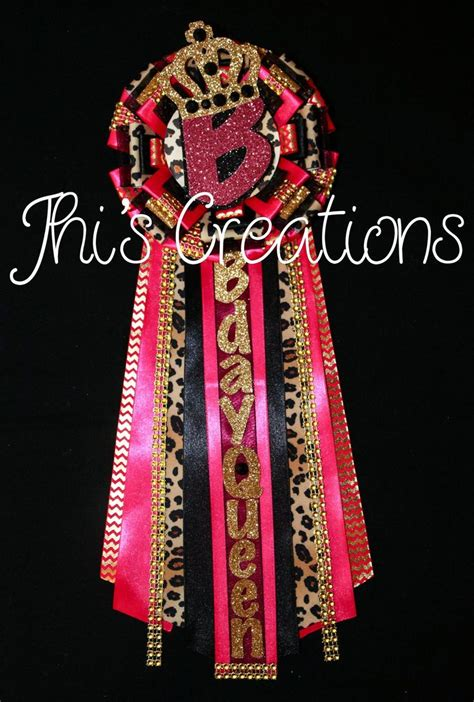 gold ribbon themes 13 best birthday ribbon large corsages images on pinterest