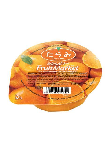 Zott Monte Dessert Coklat 2x55g tarami fruit market jeruk mandirin cup 115g klikindomaret