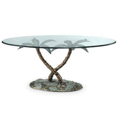 palm tree table l palm tree coffee table