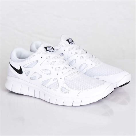 Nike Free Mens Running Black White price 62 nike free run 2 nsw 540244 101 white black white
