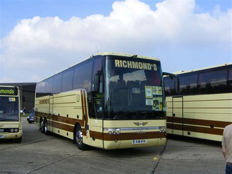 richmond coaches showbus bus image gallery