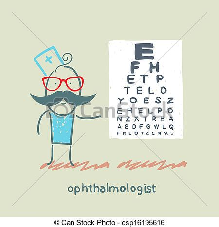 opthamologist near me ophthalmologist near the table with the stock photo instant csp16195616