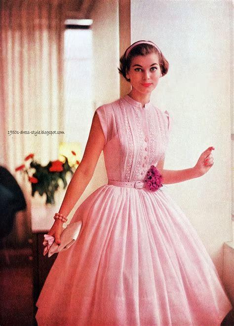 50s Wardrobe by 1950s Fashion 1950s Dress Style