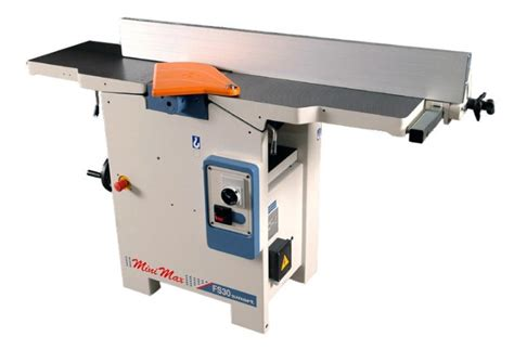 Minimax Fs30 Smart 12 Quot Jointer Planer