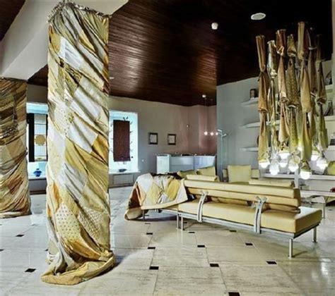 35 modern interior design ideas incorporating columns into spacious room design home modern