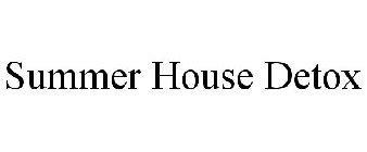 summer house detox summer house detox trademark of comprehensive human resources inc registration