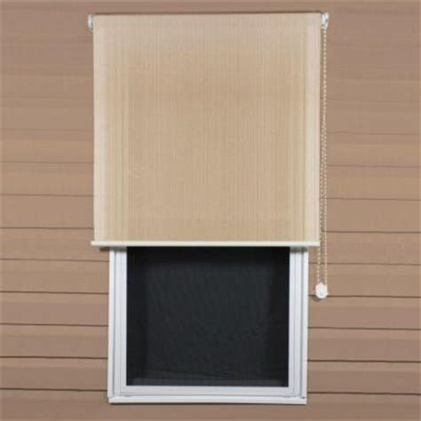 coolaroo select southern sunset 90 uv block exterior