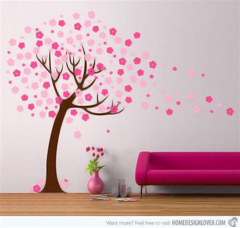 wall stickers for bedrooms interior design enhance your walls with vinyl impressions wall stickers home design lover
