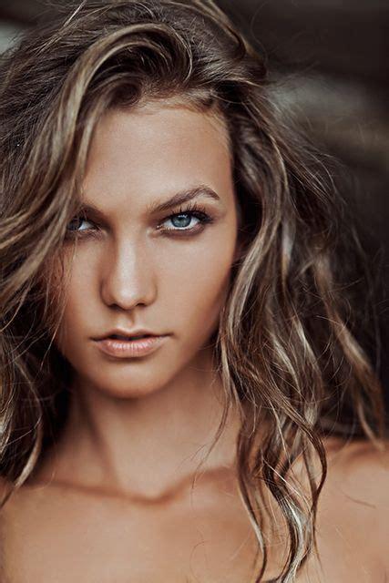 karlie kloss hair color karlie kloss hair makeup beauty pinterest