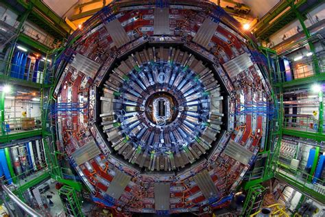 Large Hadron Collider Research Paper by Littlest Quark Gluon Plasma Revealed By Physicists Using