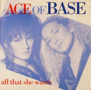 all that she wants ace of base all that she wants vinyl at discogs