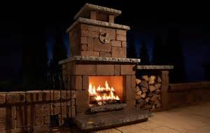 outdoor fireplace outdoor fireplaces franklin
