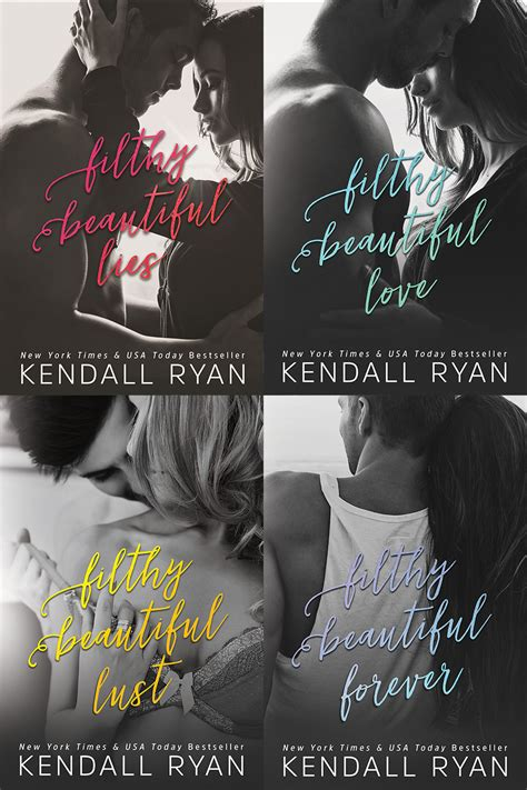 xo zach books filthy beautiful lies complete series
