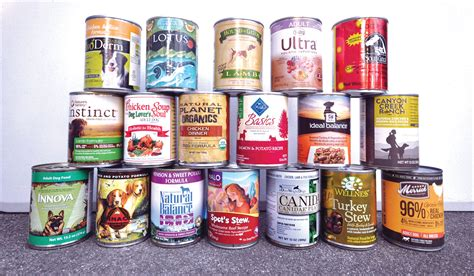 canned puppy food whole journal s 2013 canned food review whole journal article