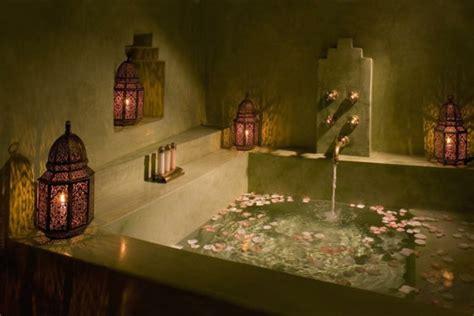 orientalisches bad badezimmer deko zum valentinstag