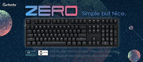 Ducky One Dkon1508f Cusadaab1 No Led Hitam Blue Switc Free Wrist Rest wts ducky channel gaming by authorized dealer