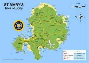 st marys map scilly cart co the scilly cart co st s map