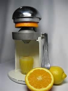 juice o mat vintage citrus juicer