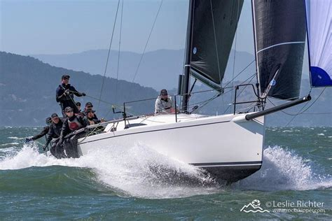 j boats world chionship joust sailing at the 2017 j 111 world chionship in san