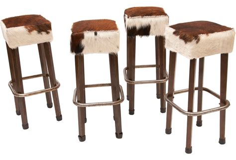 Real Cowhide Bar Stools by 41 Best Images About Upholstry Ideas On