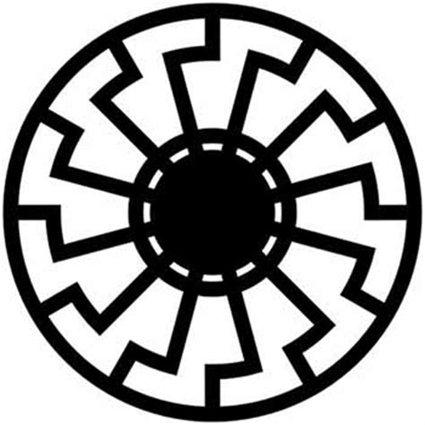 The Black Sun And Current Events August 2017 Black Sun Meaning