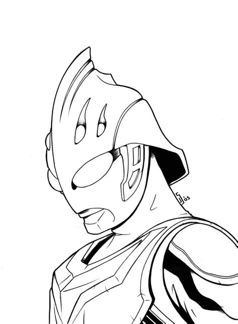 coloring pages of ultraman ultraman zero coloring pages coloring pages
