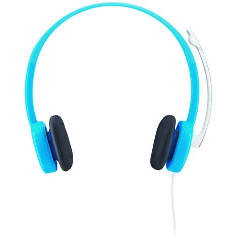 Logitech Stereo Headset H150 Logitech Stereo Headset H150 Blau Headsets Kabelgebunden