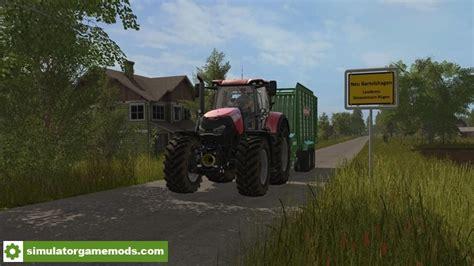 Small Modern Ls by Fs17 New Bartelshagen Map V2 0 0 2 Simulator