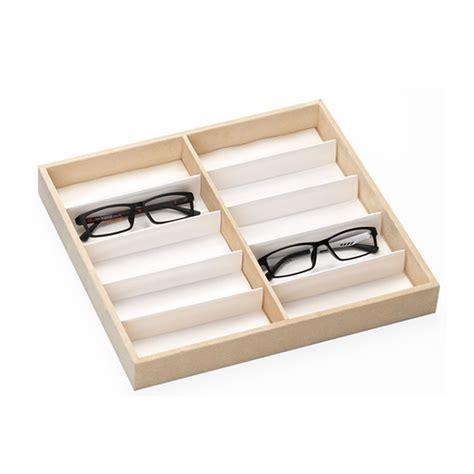 tuxedo tray countertop displays for optical frames