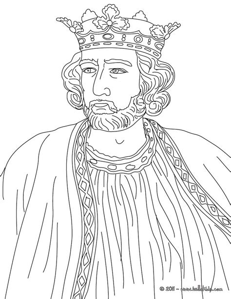 coloring pages king king edward i coloring pages hellokids
