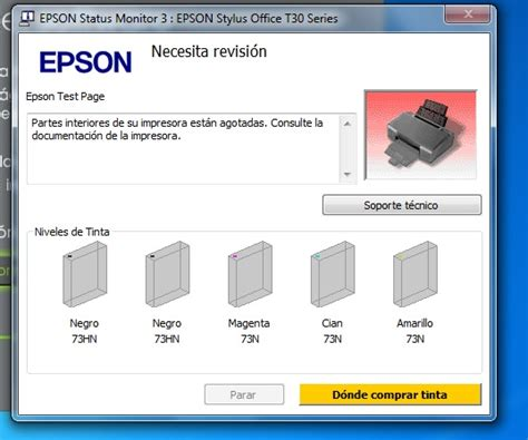reset printer epson stylus office t30 reset desbloqueador contador epson l200 manual facil