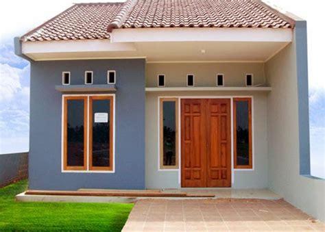 desain rumah minimalis type  sederhana  modern
