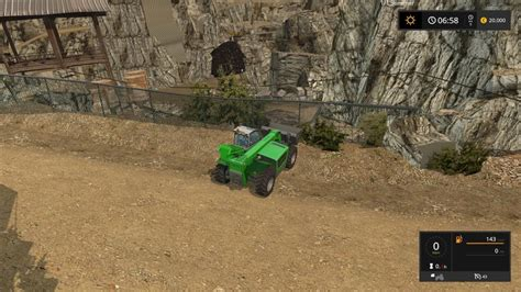 Miners Ls by Landsweiler Mining V 1 0 For Ls 17 Farming Simulator