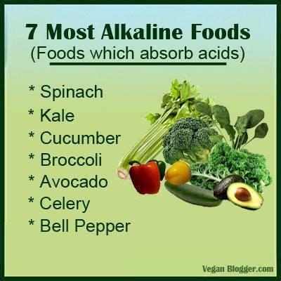 Alkaline Detox Symptoms by 25 Best Ideas About Alkaline Foods On Acidic