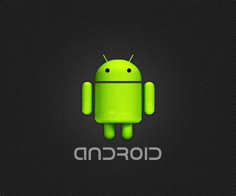 on android android logom gorsell