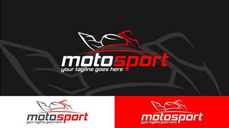 motosport templates motorsport logo template logos graphics