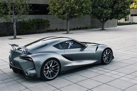 Toyota Supra Concept Toyota Supra Revival Concept Specs News Rumors
