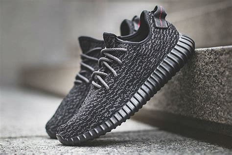 list of retailers selling the adidas yeezy boost pirate black