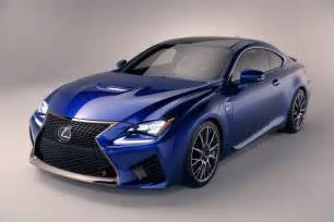 lexus rc f fills void for japanese luxury performance