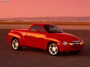 cars 2003 chevy ssr convertible truck picture nr 18418