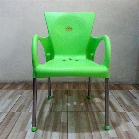 Meja Plastik Shinpo kursi plastik shinpo fuga 291 hijau tak depan
