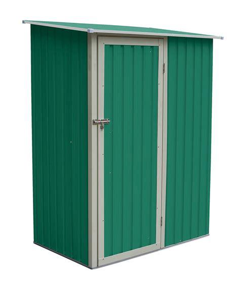 armario exterior metalico  terraza  jardin      cm