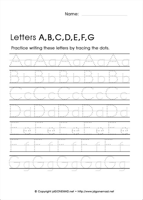 writing print out worksheets 16 best images of alphabet tracing worksheets for 3 year